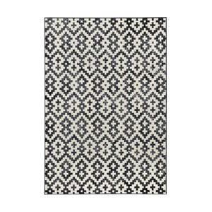 Čierno-biely koberec Zala Living Duo, 200×290cm