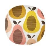 Malý tanier Orla Kiely Pear Candy
