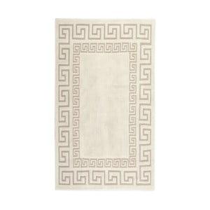 Bavlnený koberec Orient 60x90 cm, krémový
