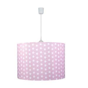 Závesné svietidlo Pink Star