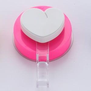 Ružový háčik bez nutnosti vŕtania ZOSO Heart