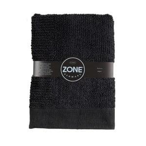 Čierna osuška Zone Classic, 70x140cm