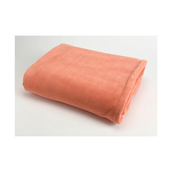 Deka Doudou Orange, 130x170 cm