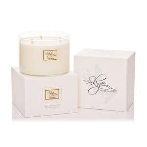Sviečka s vôňou vanilky a fíg Skye Candles Wick, dĺžka horenia 30 hodín
