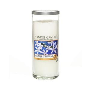 Vonná sviečka Yankee Candle Polnočný Jazmín, doba horenia až 140 hodín