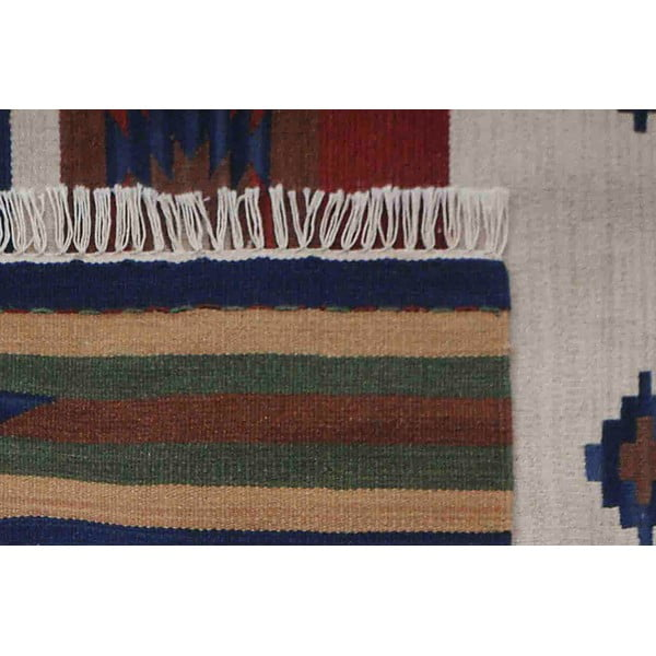 Ručne tkaný koberec Kilim Classic K85, 125x185 cm