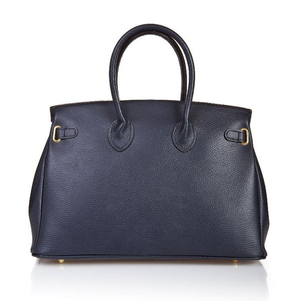 Kožená kabelka Bella Blue
