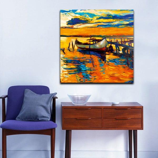 Obraz More a slnko, 60x60 cm