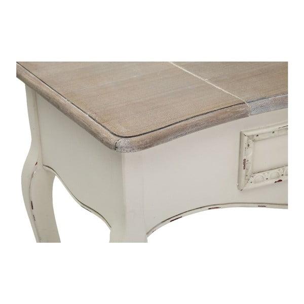 Stôl so zrkadlom Montecarlo, 80x90x40 cm