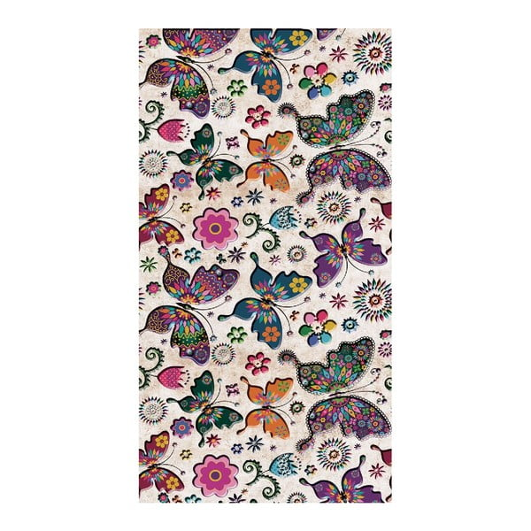 Odolný koberec Vitaus Monica, 50×80 cm