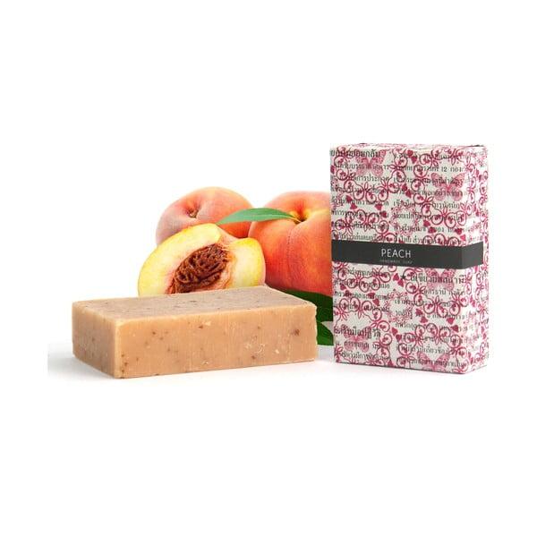 Prírodné mydlo s vôňou broskyne HF Living