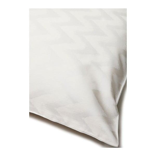 Obliečka na vankúš Damas Ecru, 40x80 cm