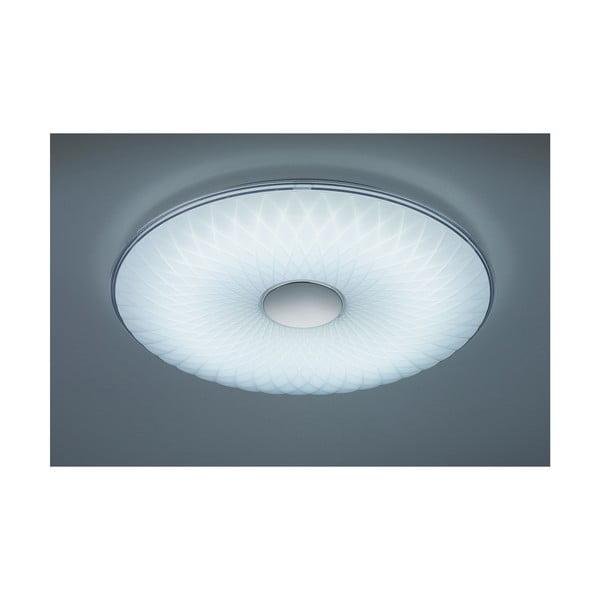 Stropné guľaté LED svietidlo Trio Lotus, ø 80 cm