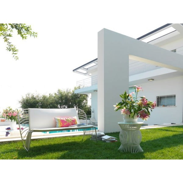 Záhradná pohovka Sedia White