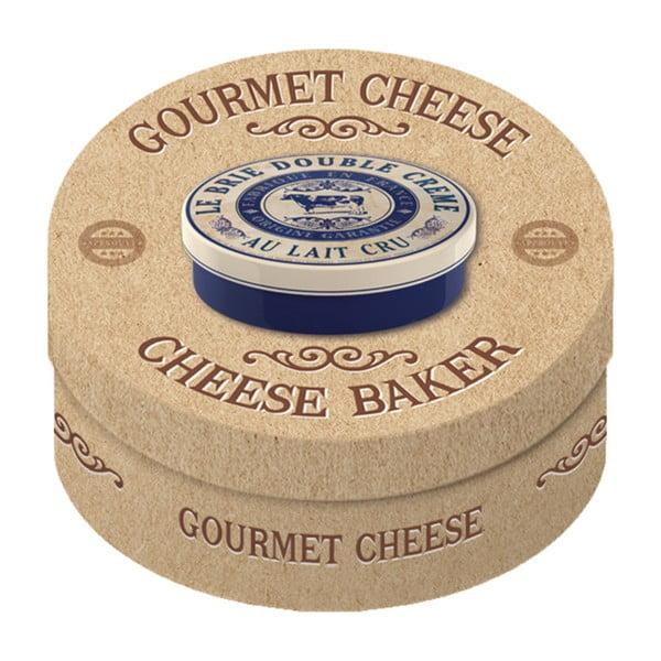 Modrá zapekacia miska/dóza Creative Tops Gourmet Cheese