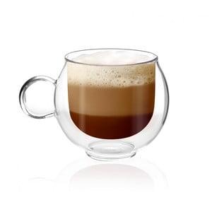 Dvojitý pohár Vialli Design Amo, 220ml