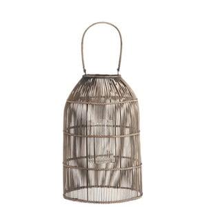 Bambusový lampáš J-Line Greig, 45cm