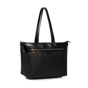 Čierna kabelka L&S Bags Grab