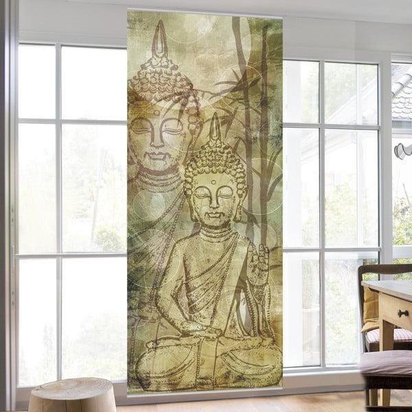 Závesný panel Budha