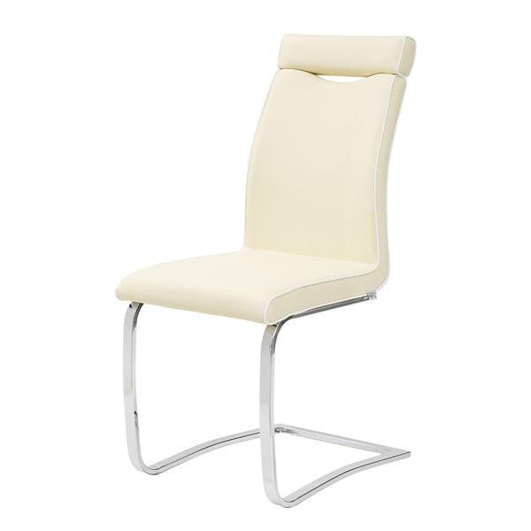 Jedálenská stolička Clarence, béžová