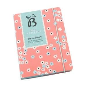Zápisník Pink Oh So Clever