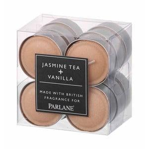 Čajové sviečky Jasmine&Vanilla, 12ks
