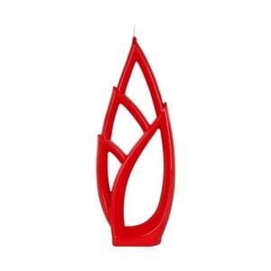 Sviečka Livia Grande Red
