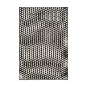Čierny koberec Safavieh Mirabella, 152x243 cm