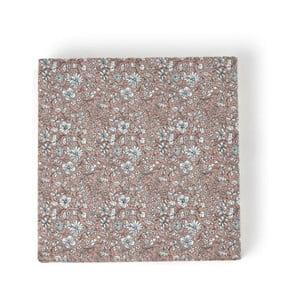 Sada 20 dekoračných papierových obrúskov A Simple Mess Dinan Cameo Brown