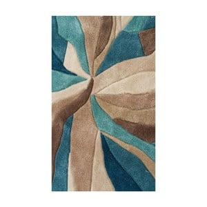 Koberec Flair Rugs Splinter Teal, 120 x 180 cm