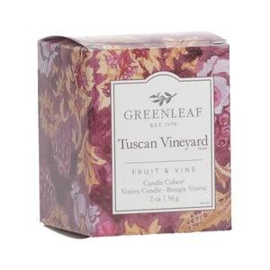 Votívna sviečka Greenleaf Tuscan Vineyard