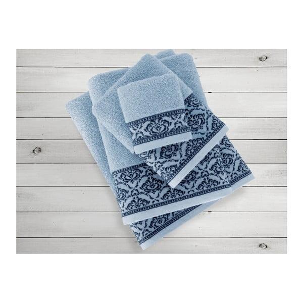 Modrý uterákIrya Home Felice, 30x50 cm