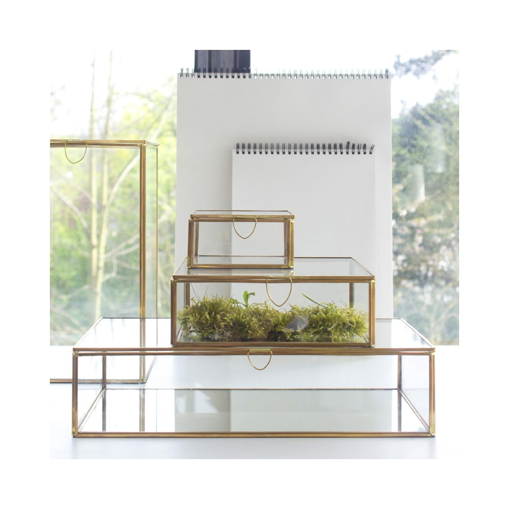 lo n box carre 20x20 cm bonami. Black Bedroom Furniture Sets. Home Design Ideas