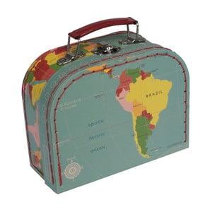 Sada 3 kufríkov Rex London World Map