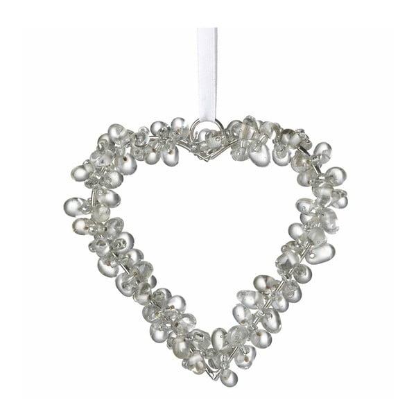 Závesná dekorácia Parlane Beads, 10 cm