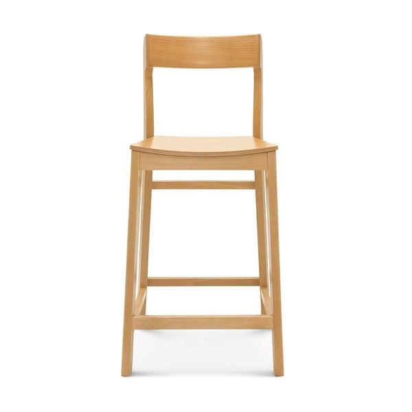 Barová drevená stolička Fameg Rikke