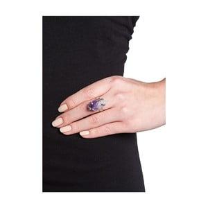 Dámsky prsteň v striebornej farbe NOMA Rowena