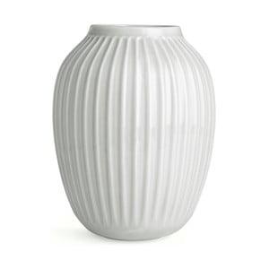 Biela váza Kähler Design Hammershoi, extra veľká