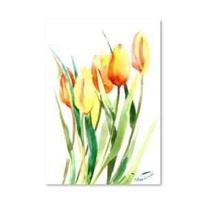 Plagát Tulips od Suren Nersisyan
