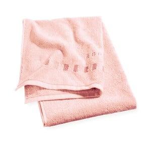 Uterák na tvár Esprit Solid 16x21 cm, ružová