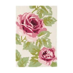 Koberec Asiatic Carpets Harlewuin Rose Garden, 150 x 90 cm
