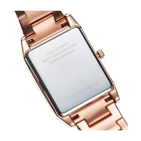 Pánske hodinky Cross Gotham Rose Gold, 33x38 mm
