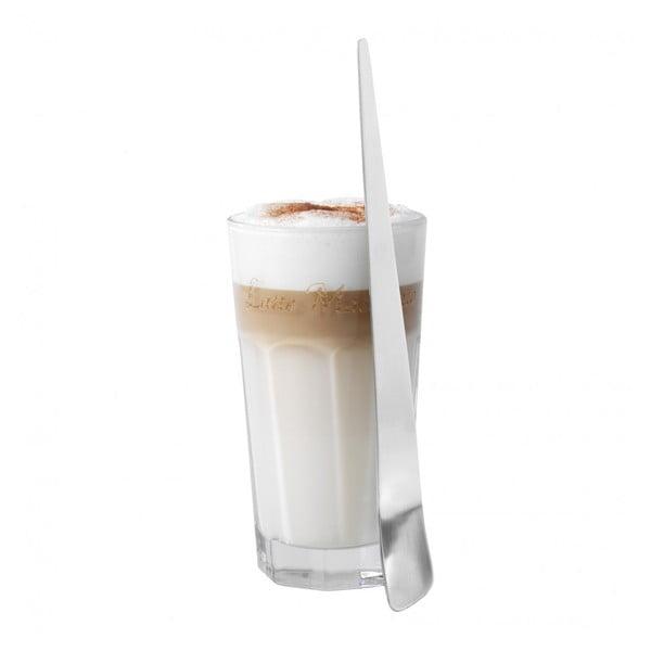 Sada 6 lyžíc Bredemeijer Latte Macchiato