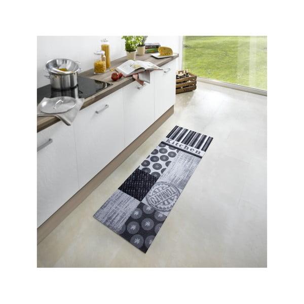 Kuchynský behúň Zala Living Tomato, 50×150cm
