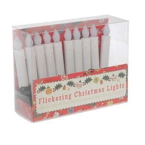 Svetielkujúca vianočná reťaz London Candle