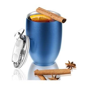 Termohrnček z nehrdzavejúcej ocele Imperial Beverage, modrý