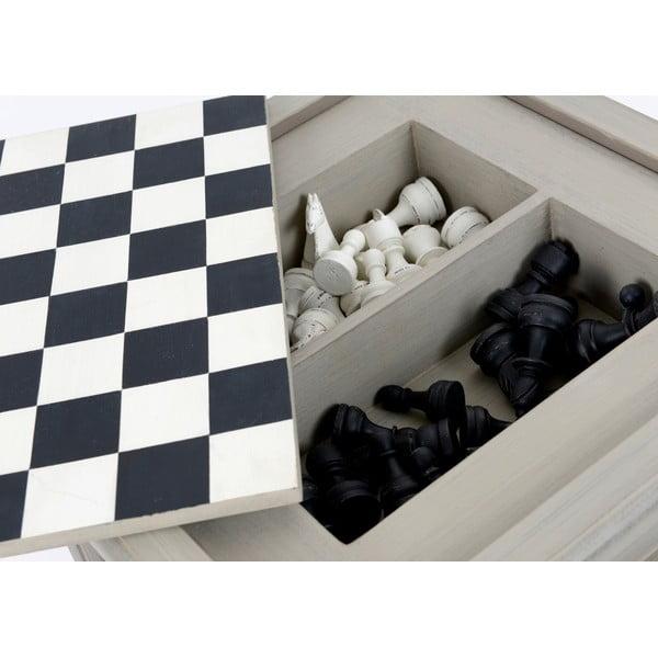 Stolík na šachy Edouard