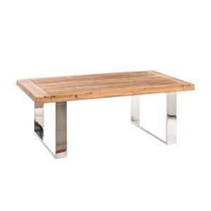 Konferenčný stolík Silvy, 120x70 cm