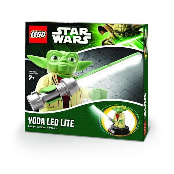 LEGO lampa Yoda