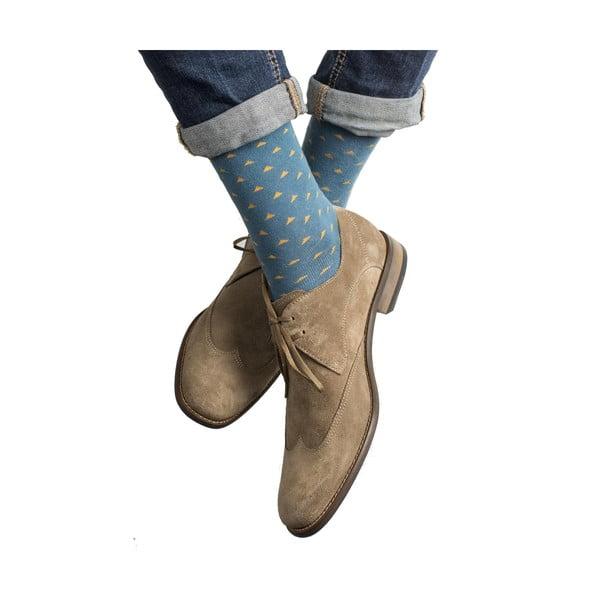 Sada 3 párov unisex ponožiek Funky Steps Felise, veľkosť 39/45
